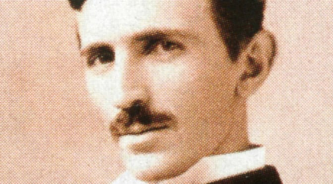 Pseudocast #84 – Nikola Tesla