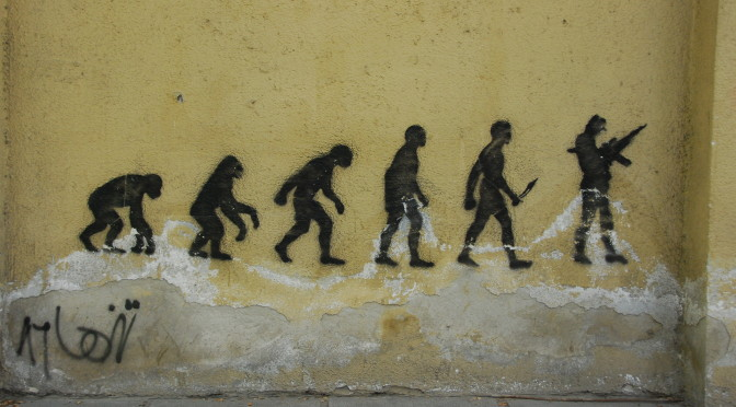 Pseudocast #103 – Evolution revolution
