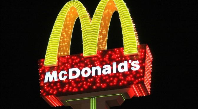 Pseudocast #114 – Je McDonald's nezdravý?