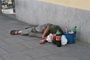 http://commons.wikimedia.org/wiki/File:Alcoholism_-_Street.JPG