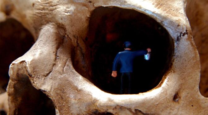 Pseudocast #147 – Evolúcia lebky, veľkosť mozgu, bolesti a počasie