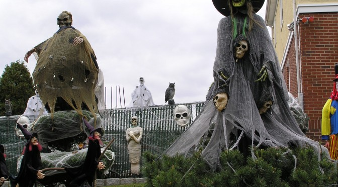 Mýty okolo nás #5 – Halloween je americký sviatok