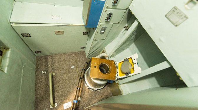 Pseudocast #271 – Vesmírna toaleta, pilulka s dvojtýždňovým uvoľnovaním účinnej látky